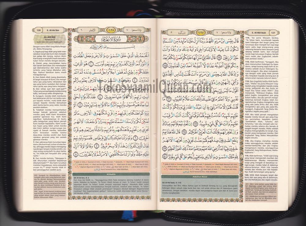 Syaamil-AlQuran-Tajwid-terjemah-Alhambra-isi-