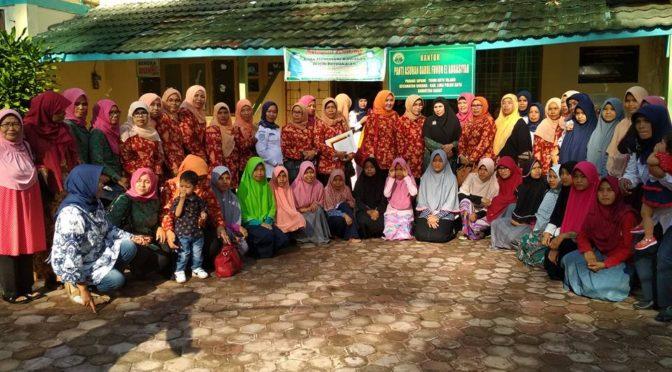 Kunjungan Silaturahmi dari Dharma Wanita Departemen Perhubungan Propinsi Sumbar