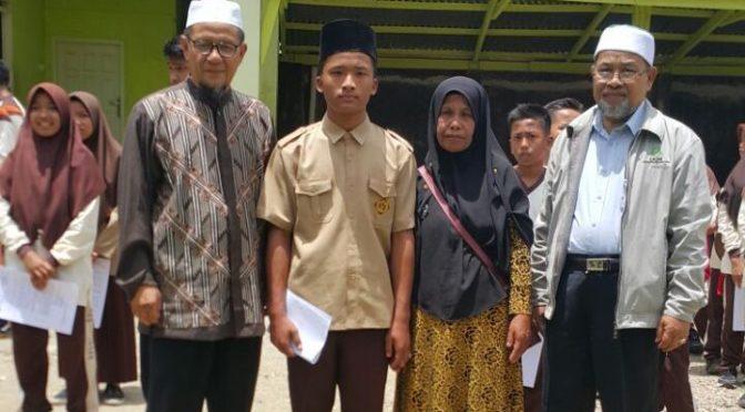 Beasiswa Tahfidz & Prestasi Semester Ganjil 2017/2018