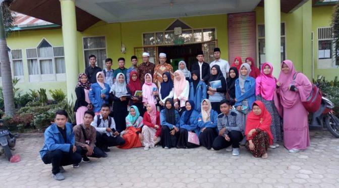 Kuliah Lapangan UIN Sultan Syarif Kasim II Pekanbaru ke DFA