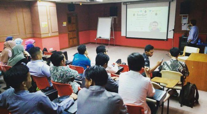 Pengajian Mahasiswa Indonesia di UKM Malaysia