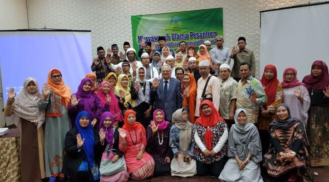 Musyawarah Ulama Pesantren