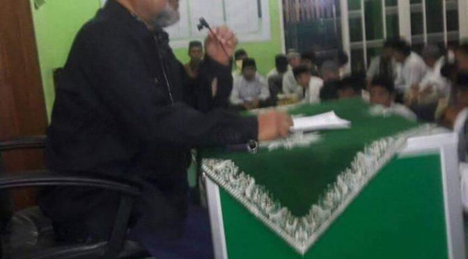 Pengajian di PP Al-Kautsar Tj Pati