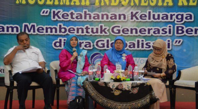 Prof Amany: Muslimah Indonesia Jauh Lebih Maju daripada Negara Lain