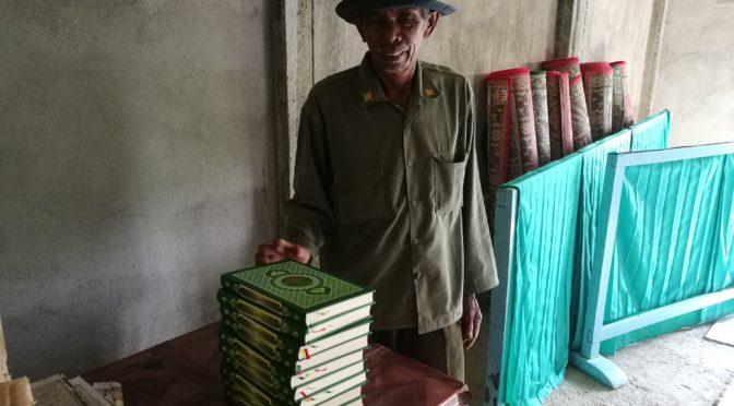 Distribusi Waqaf Al-Quran di Situjuh Bandar Dalam