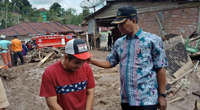 Bantuan Untuk Bencana Alam Lintau