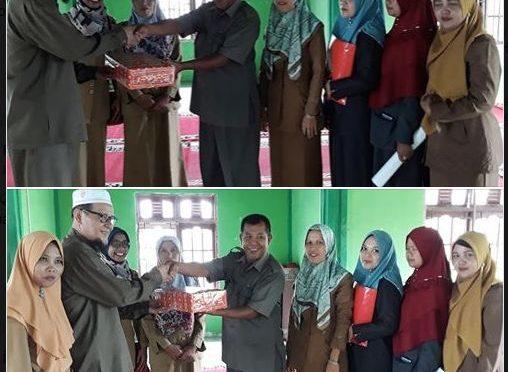 Kunjungan MTs Muhammadiyah Pangkalan Koto Baru